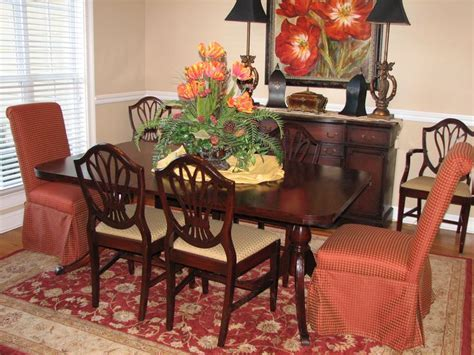 duncan fife dining room set   1920s 9 piece Dining Room