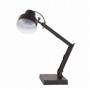Lampe D Architecte : lampe poser design en m tal beam par ~ Teatrodelosmanantiales.com Idées de Décoration