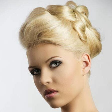 cute updos for short hair for work hair and tattoos