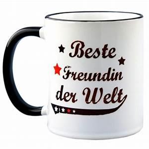 18 Geburtstag Beste Freundin : tasse beste freundin der welt geschenk bestellen ~ Frokenaadalensverden.com Haus und Dekorationen