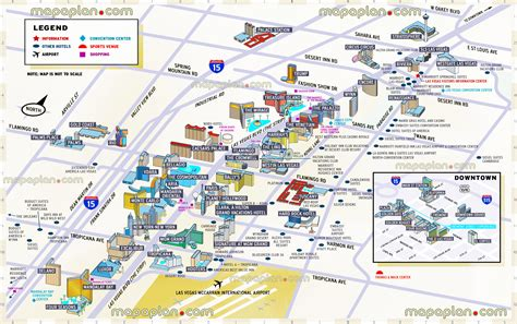 york  york map las vegas
