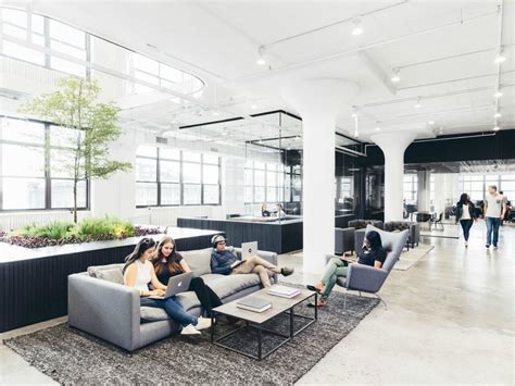 Sophisticated Office Spaces by Squarespace S Sophisticated New Offices Sprawl Out In A