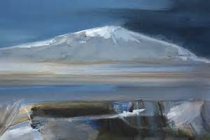 Moon And Mountain By Simon Andrew  U00bb Oeno Gallery