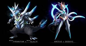 e621 arceus deoxys fusion legendary_pokémon mega_evolution ...