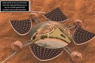 Future Mars Base