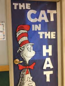 cat in the hat decorations dr seuss cat in the hat door decoration dr seuss