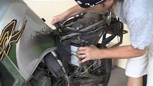 Klr650 Battery Removal Tutorial