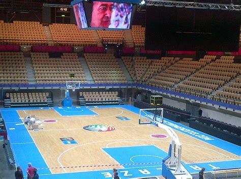 les salles du chionnat d europe de basket f 233 minin 2013 en