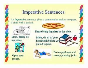 Imperative Sentences  Definition  U0026 Examples