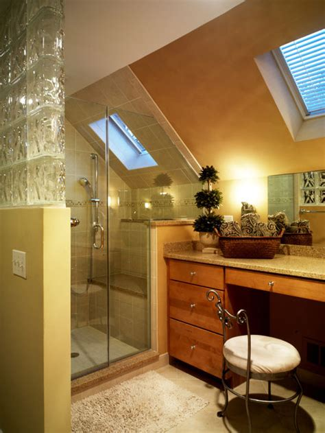 glass block  wall home design ideas pictures remodel