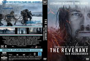 2015 Revenant DVD-Cover