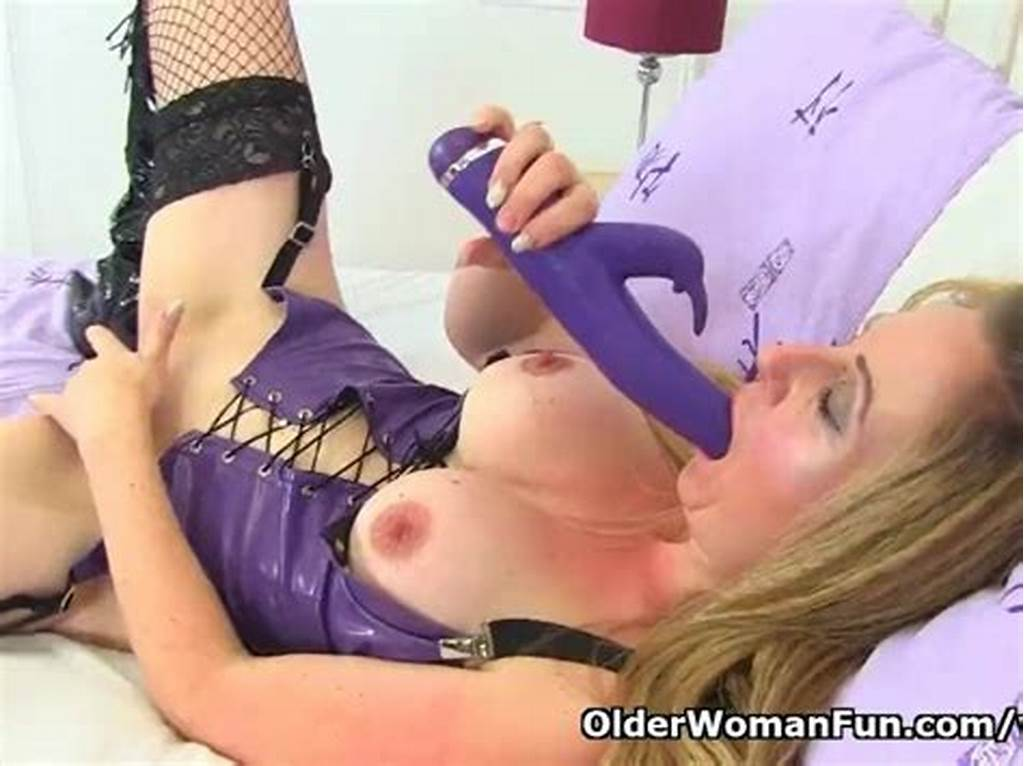 #English #Milf #Classy #Filth #Needs #A #Good #Stuffing