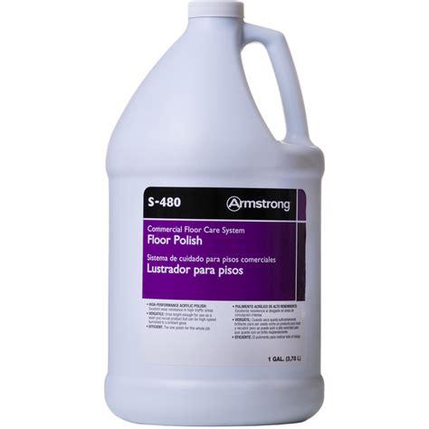 armstrong   commercial acrylic floor polish