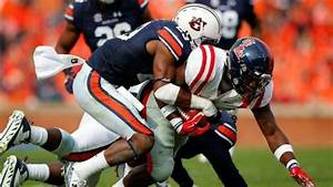 Auburn vs. Ole Miss Week 9 NCAA College Football Betting Odds