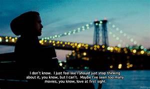movies Ryan Gosling movie quotes Blue Valentine hellomaryly •