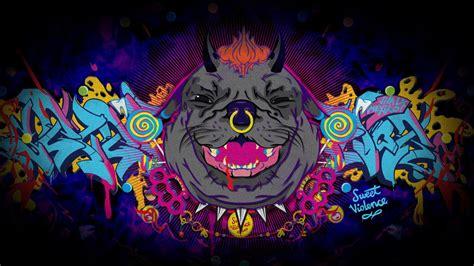 psychedelic animals