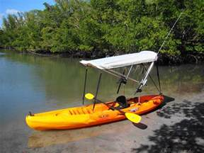 Sun Shade Bimini Top for Kayaks