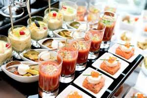Cold Buffet Finger Food Party Ideas