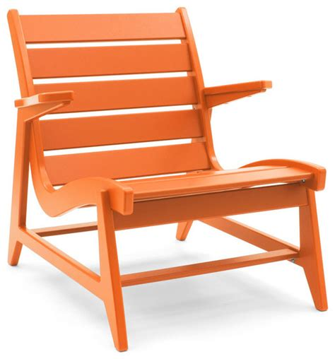 rapson low back lounge modern outdoor chairs by lekker