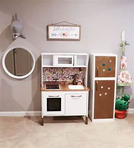 Ikea Duktig Hack : ikea hack duktig children 39 s play kitchen finished decorating inspiration pinterest ikea ~ Eleganceandgraceweddings.com Haus und Dekorationen