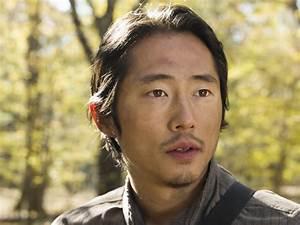 Steven Yeun as Glenn Rhee - The Walking Dead _ Season 5B ...
