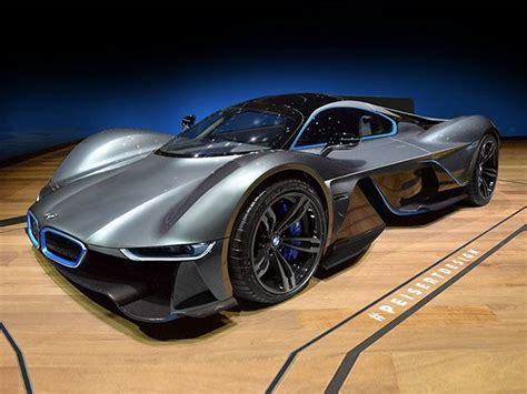 If Bmw Entered The Hypercar Race, What Might Their Design