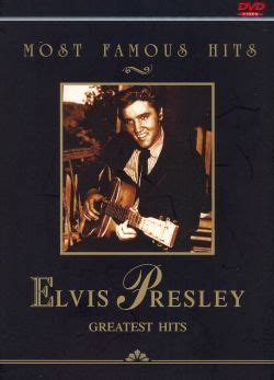Most Famous Hits: Early Years [DVD] - Elvis Presley ...