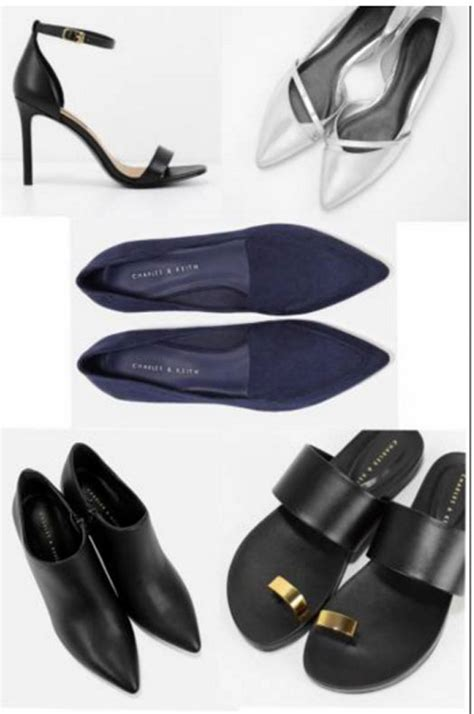 5 must shoes charles keith sunday