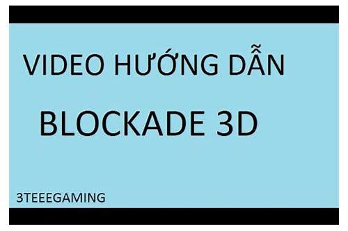 blockade 3d hack aimbot