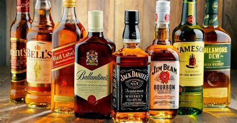 India's 10 Most Popular Whiskey Brands | Top Whisky Brands ...