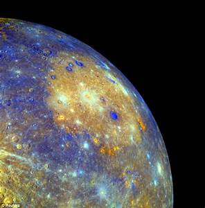 Mercury's surface was shaped by volcanoes - and it's ...
