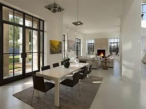 Salle A Manger De Luxe : somptueuse maison de luxe bel air californie vivons maison ~ Melissatoandfro.com Idées de Décoration