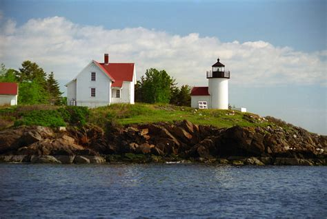 curtis island light new lighthouses a virtual guide