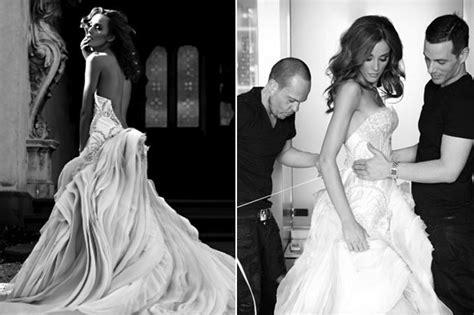 Meet The Wedding Dress Designers Behind