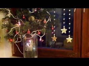 Weihnachtlich Dekorieren Wohnung : wohnung weihnachtlich dekorieren youtube ~ Bigdaddyawards.com Haus und Dekorationen