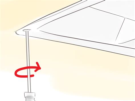 how to replace fluorescent light fixture with incandescent