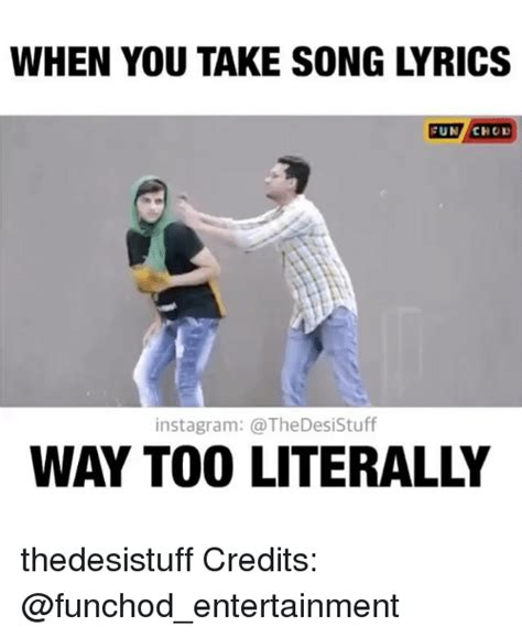 Songs That Are Memes - 25 best memes about song lyrics song lyrics memes