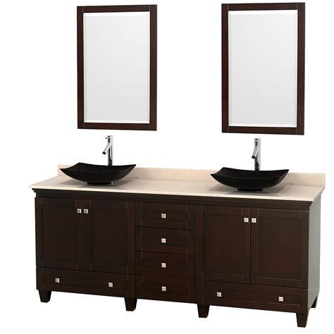80 inch double sink bathroom vanity wyndham collection wcv800080desivgs4m24 acclaim 80 inch