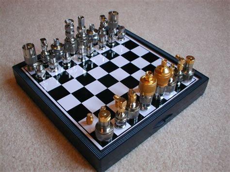 Hardware Chess Sets