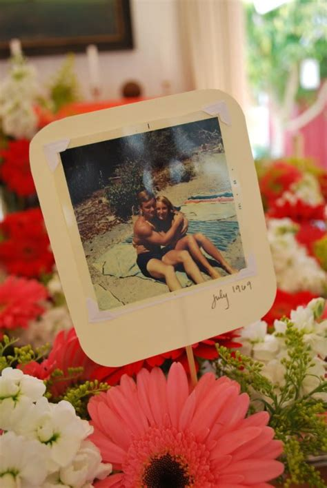 table decor   mother  father  laws  wedding