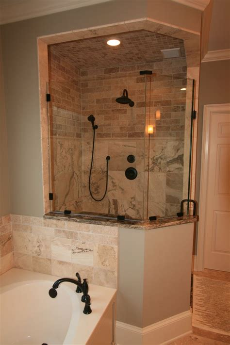 newly remodeled shower stall ideas for the home