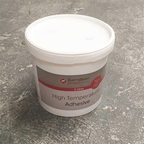karndean adhesive for vinyl tiles high temperature