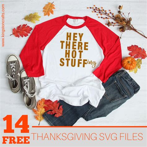 That simple task helps us to continue to provide freebies for you regularly. Free SVG Files for Thanksgiving - Kingston Crafts