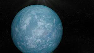 Earth Zooms The Camera In Space Flight Around The Moon To ...