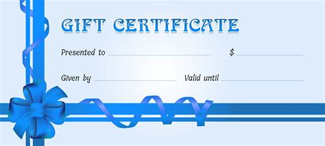 business gift certificates    professional