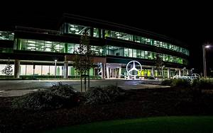 Mercedes-Benz Opens New Headquarters and R&D Center in ...