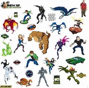 Ben10 Alien Force Aliens | www.pixshark.com - Images ...