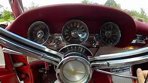 1963 Ford Thunderbird Startup And Quick Tour