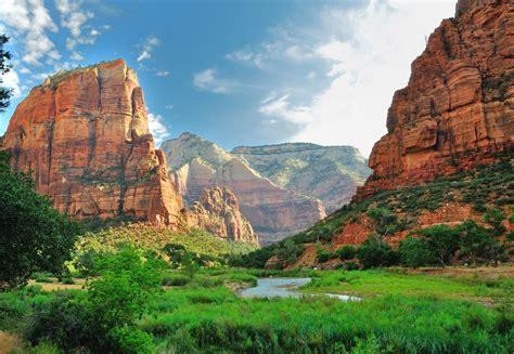 utah zion national places park most visit shutterstock source crazy