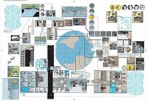 Chris Ware U0026 39 S Diagram On The Interior Of The Dust